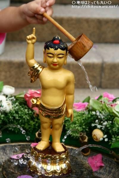 仏陀のお誕生日会