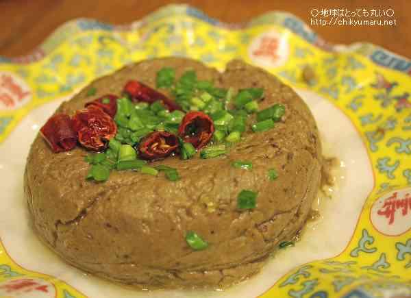 麻豆腐・マードウフ