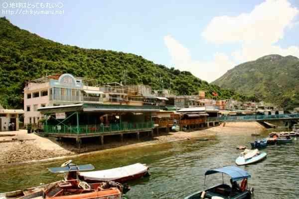香港・南丫島(ラマ島)