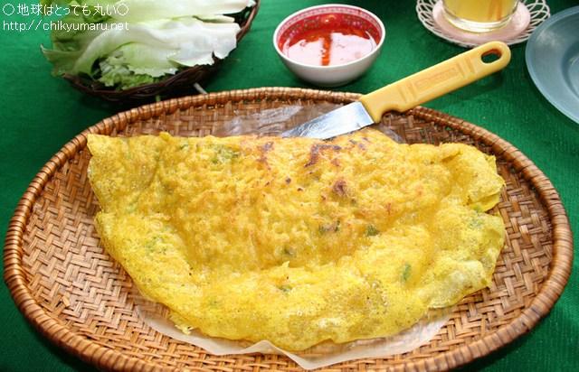 bánh xèo・バインセオ −ベトナム−