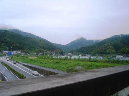 故郷土佐の風景