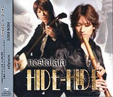 HIDE-HIDE「nostalgia」