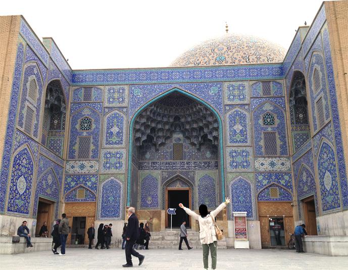 イランです! イラン旅行記