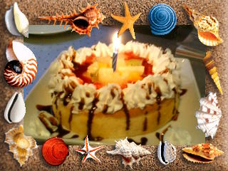 Birthday Cake。