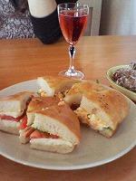 wine lunch