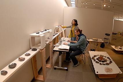 石田将梧 陶芸作品展 2014