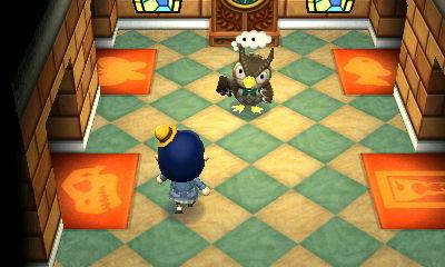 2階 とびだせどうぶつの森 博物館