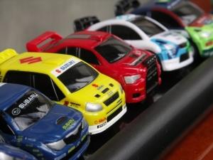 WRCラリージャパン2008