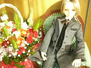 花と薗袈君