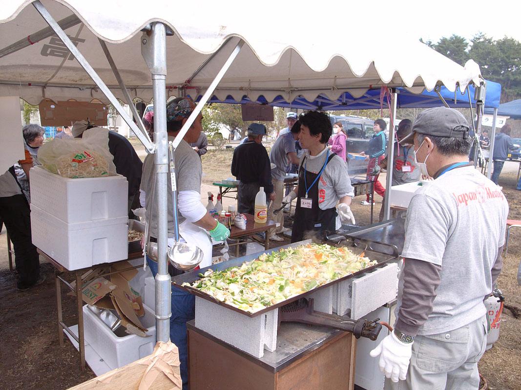 野菜炒めブース2