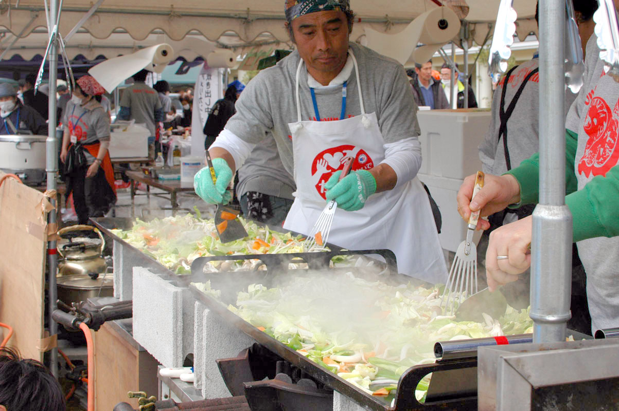 野菜炒めブース3