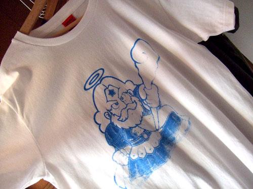 ビックリマンTシャツ