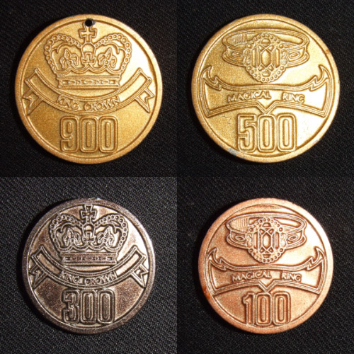ビックリマンRIVALRY COIN