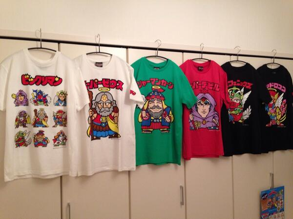 ビックリマン Tシャツ