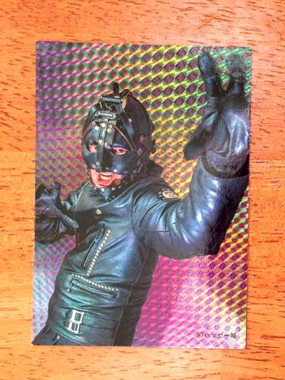 ハッピー城 モザ 名刺カード