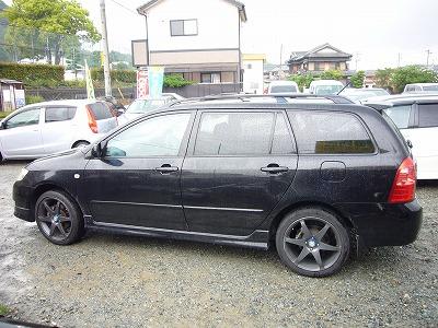 中古車 トヨタ  タッカー 姫路 カローラ