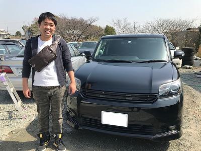 中古車 トヨタ タッカー 姫路 ルミオン