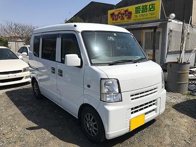 中古車 マツダ タッカー 姫路 スクラム