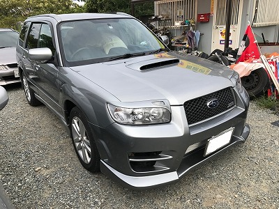 中古車 スバル タッカー 姫路 フォレスター
