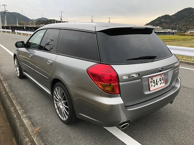 中古車 スバル タッカー 姫路 レガシー
