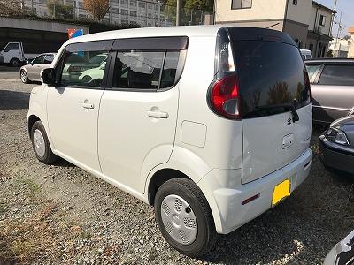 中古車 スズキ タッカー 姫路 MRワゴン