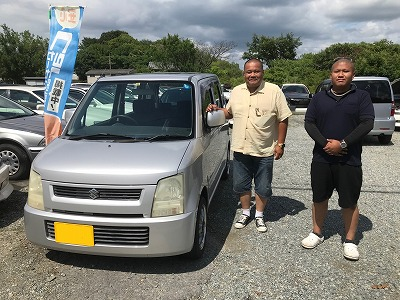 中古車 スズキ タッカー 姫路 ワゴンR