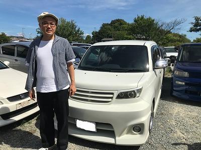中古車 トヨタ タッカー 姫路 bB
