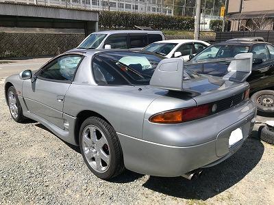 中古車 三菱 タッカー 姫路 GTO