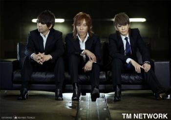 TM NETWORK I am特典ポスター