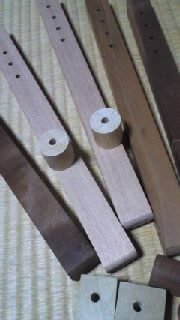 織機改造パーツ