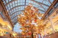 札幌ファクトリー クリスマスツリー2009