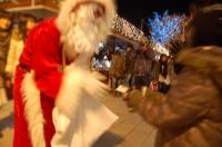 「ミュンヘン・クリスマス市」2009札幌大通公園イルミネーション、クリスマスグッズやドイツの飲食店を集めたイベント