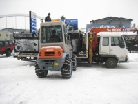 札幌事情 会社の除雪