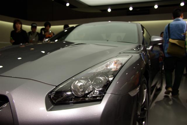 日産 GT-R NISSAN スーパーカー フェラーリ ポルシェGT3