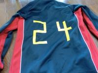 背番号24