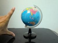 ミニ地球儀