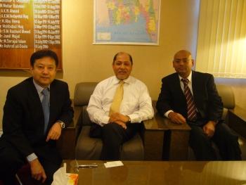 バングラ大使