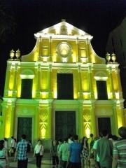 夜の聖ドミニコ教会