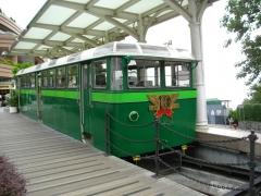 ピークトラム旧車両