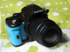 PENTAX K-r チェーンホルダー