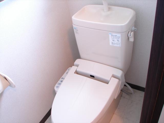 ファースト フレグランス トイレ