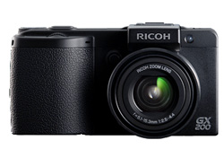 リコー デジタルカメラ GX200 VF KIT