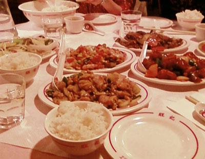 中華料理☆