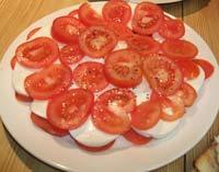 トマト&モッツァレラ