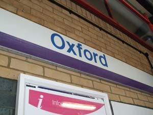 Oxford到着☆