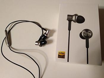 In-Ear Headphones Pro HD