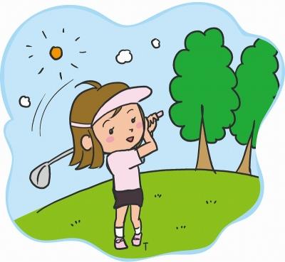 ゴルフの調子が悪いときは