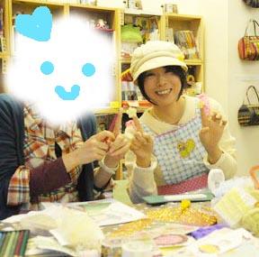2013.11/14デコぬりえcafeにて