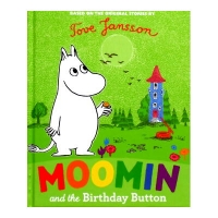 MOOMIN and the Birthday Button ムーミン洋書絵本・ムーミンのたんじょうび ★トーベ・ヤンソン★