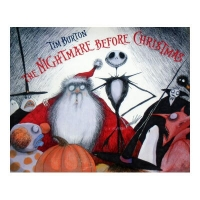 The Nightmare Before Christmas(ナイトメアー・ビフォア・クリスマス) ★ティム・バートン★
